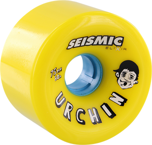 SEISMIC URCHIN 75mm 80a YELLOW