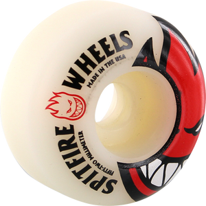 SF BIGHEAD 52mm WHT W/RED