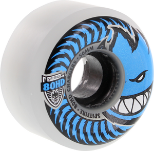 SPITFIRE 80HD CHARGER CONICAL 56mm CLEAR/BLU