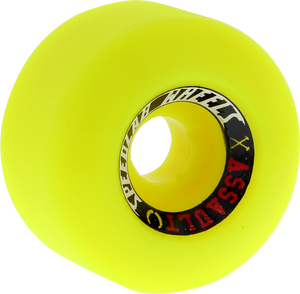 SPEEDLAB BLUE COLLAR HAMMERS 54.5mm 101a YELLOW