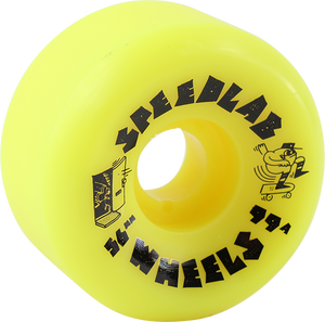 SPEEDLAB BLAST 56mm 99a YELLOW