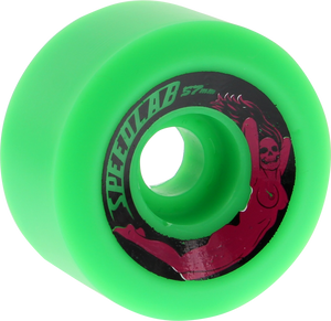 SPEEDLAB BOMBSHELLS 57mm 99a GREEN