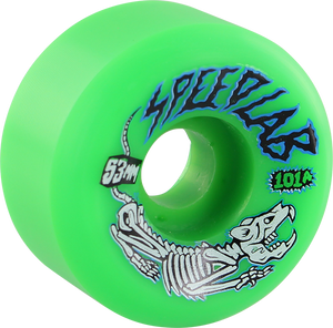 SPEEDLAB LAB RAT 53mm 101a GREEN