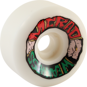 SPEEDLAB MCRAD WEAKNESS 60mm 101a WHITE