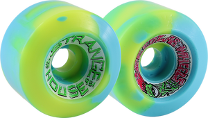 SPEEDLAB STRANGEHOUSE 60mm 95a BLUE/YEL