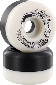 SPEEDLAB ZION O'FRIEL PRO 54mm 101a WHT/BLK SPLIT