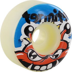 TERMITE TOMMY 52mm WHT W/BLUE