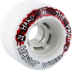 VENOM HARD IN THE PAINT 71mm 80a WHT/RED