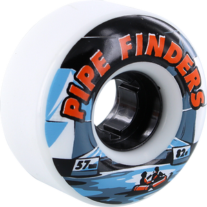 VENOM PIPE FINDERS 57mm 82a WHITE