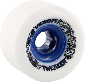 VENOM TWEAKERS 70mm 82a WHT/BLUE