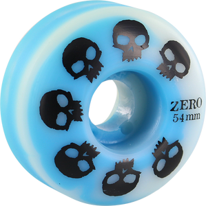 ZERO MULTI-SKULL 54mm BLUE/WHT SWIRL