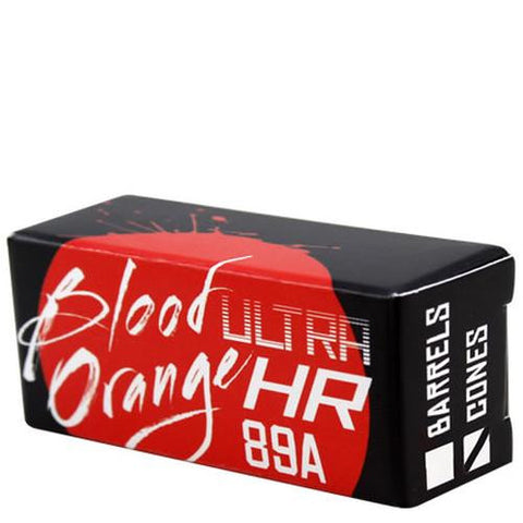 Blood Orange Bushings: Ultra HR Cone 89a Red Set Bushings- Edge Boardshop