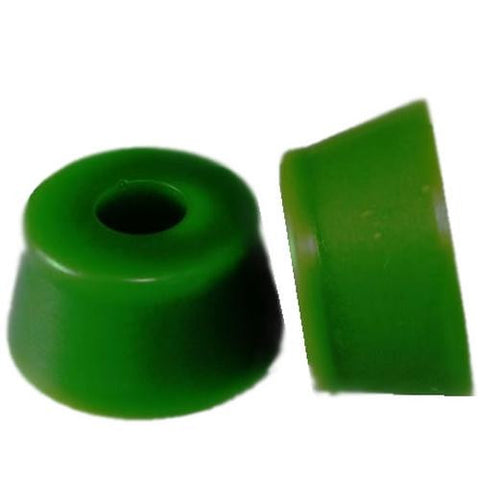 Riptide Bushings: APS FatCone 97.5a Dark Green Bushings- Edge Boardshop