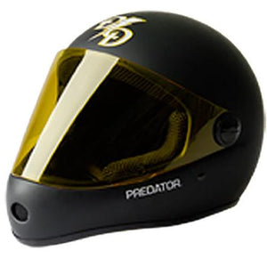 Sector 9 Full Face Helmet: DD Draft Full Face Matte Black