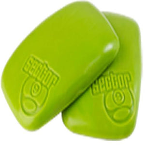 Sector 9 Pucks: Replacement ERGO Pucks Green 2 pack