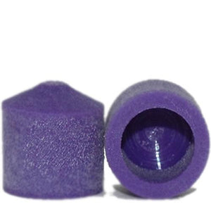 Riot Cups: Universal Medium Tall 85a Purple Pivot Cups- Edge Boardshop