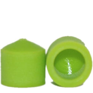 RiotCups: Universal Medium Tall 95a Lime Pivot Cups- Edge Boardshop