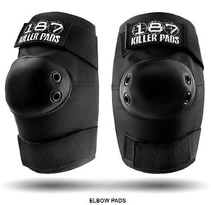 187 Killer Pads:  Fly Elbow Pads Elbow Pads- Edge Boardshop