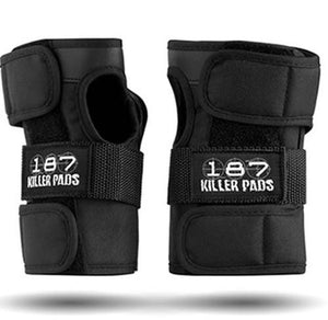187 Killer Pads:  Wrist Guards Wrist Guards- Edge Boardshop