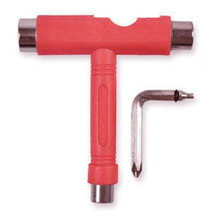 Unit Tool: Skate Tool Red