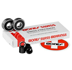 Bones Bearings:  Swiss Bearings- Edge Boardshop