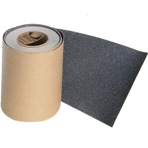 "Jessup Grip Tape:  Black Grip Tape 11"" Width PREMIUM Course Sheet Grip Tape- Edge Boardshop"