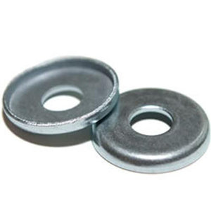 Caliber Washers: Small Cupped Washers 2pk SALE Bushing Washers- Edge Boardshop