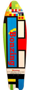 California Bonzing Deck: Stijl 34 Boards- Edge Boardshop