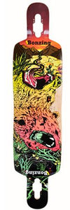 California Bonzing Deck: Oso 42 Drop Thru Boards- Edge Boardshop