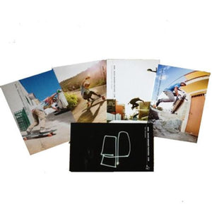Greener Pastures: Offshore Postcards Assorted 5 pack Posters- Edge Boardshop