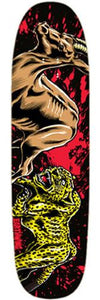 Earthwing Longboard Deck: Hightailer 43 Boards- Edge Boardshop