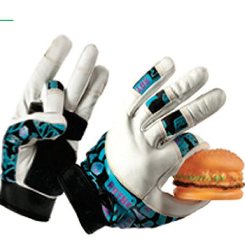 Rayne Longboard Gloves: Idle Hands V2 Slide Gloves & Pucks- Edge Boardshop