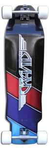 Gravity Longboard Deck: DH 36 Boards- Edge Boardshop
