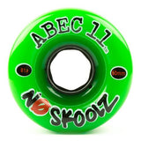 ABEC11 Longboard Wheels: NoSkoolZ 60mm 81a Wheels- Edge Boardshop
