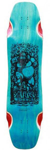 Longboard Larry Deck: Hippo 40 Boards- Edge Boardshop