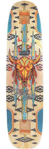 Riviera Longboard Deck: Buffalo Blunt 40 Pro Model Boards- Edge Boardshop