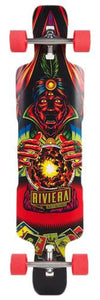 Riviera Longboard Deck: The Oracle 40 Boards- Edge Boardshop