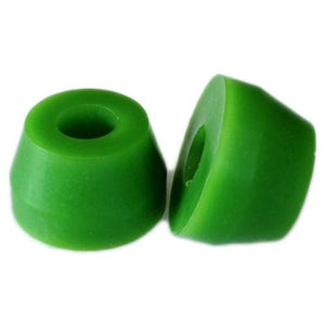 Riptide Bushings: WFB Cone 95.5a Dark Green Bushings- Edge Boardshop
