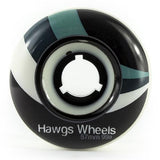Hawgs Wheels: Street Hawgs 57mm 99a White Wheels- Edge Boardshop