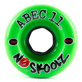 ABEC11 Longboard Wheels: NoSkoolZ 60mm 98a Wheels- Edge Boardshop