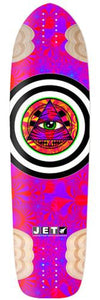 Jet Longboard Deck: Radar Series Vulcan 37 Boards- Edge Boardshop