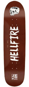 Jet Longboard Deck: Hellfire Series Agent 8.0 Boards- Edge Boardshop