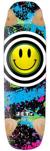 Jet Longboard Deck: Radar Series Hot Potato 35 Boards- Edge Boardshop