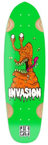 Jet Longboard Deck: Invasion Series Raygun 26 Boards- Edge Boardshop