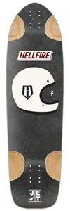 Jet Longboard Deck: Hellfire Series Recon 35 Boards- Edge Boardshop