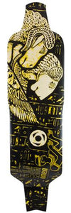 Omen Longboards Deck: 2016 Kush 36 Boards- Edge Boardshop