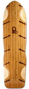 Holesom Longboard Deck: Sex Kitten 37 Boards- Edge Boardshop