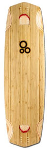 Holesom Longboard Deck: Saturday Night Special 34 Boards- Edge Boardshop