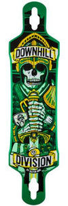 Sector 9 Longboard Deck: Downhill Division Gauntlet 40 Drop-Thru