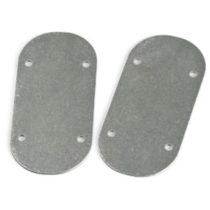 Rogers Bros Risers: Protector Top Cover Plates 2pack Riser Pads- Edge Boardshop